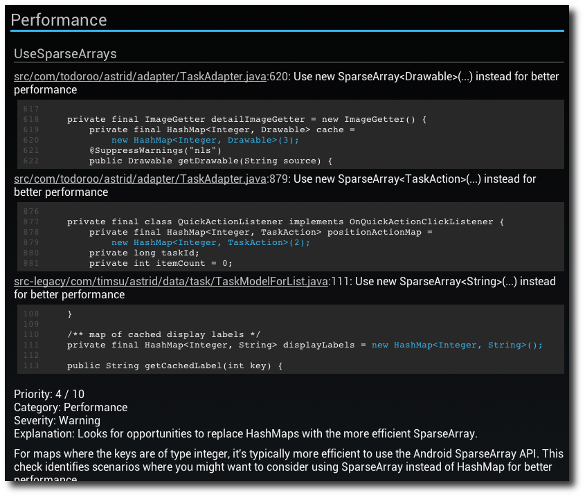 Tweaking Your Android Performance: ParseArray v. Hashmap - DZone ...