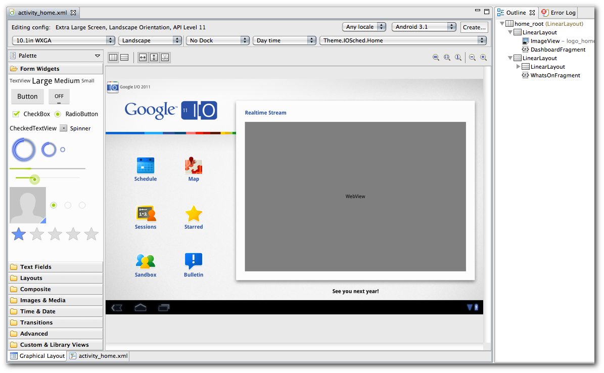 fragment support android studio project site fragments5 fragmentsupport android ui tool android ui tool - Android Ui Maker